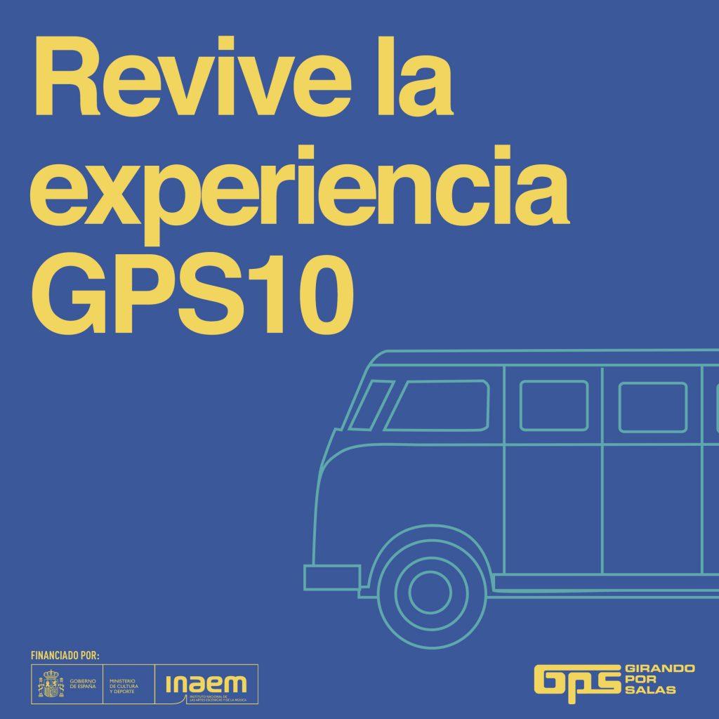 Revive la experiencia GPS10