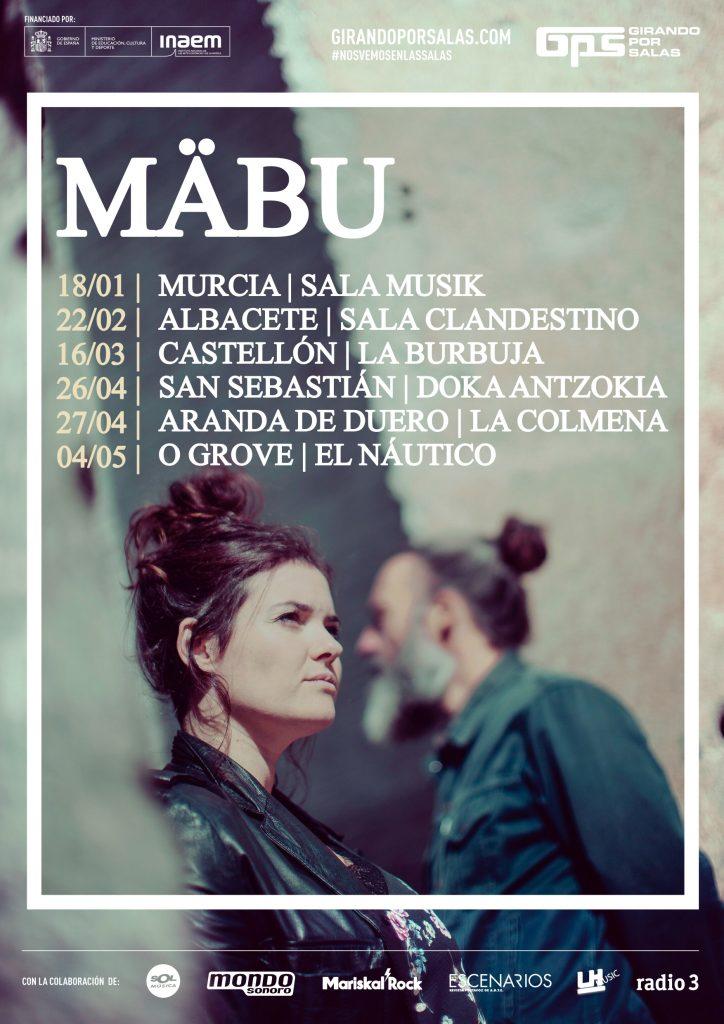 Mabu GPS